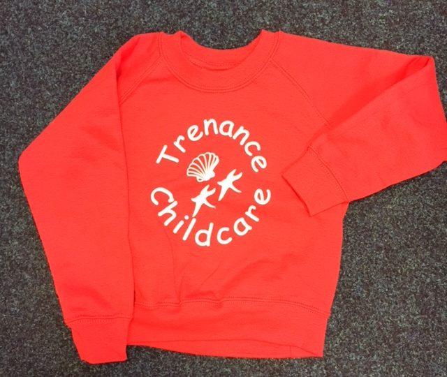 Children's sweatshirts