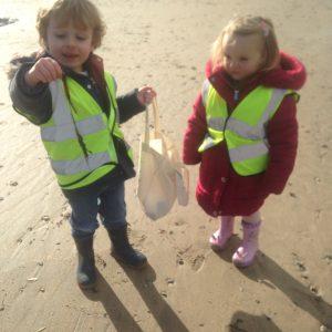 beach clean 1
